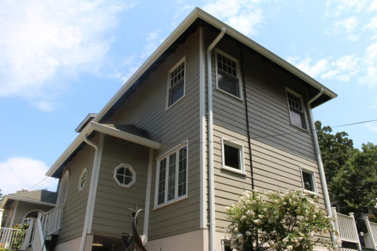 james hardie monterey taupe lap siding in webster groves