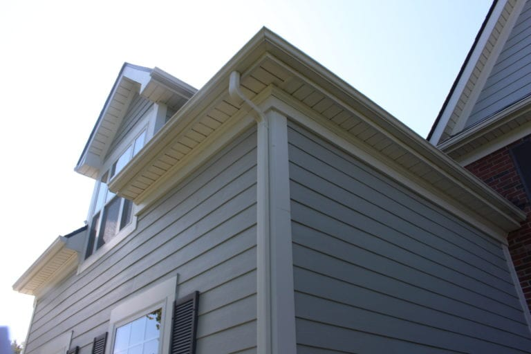 soffit and fascia replacement