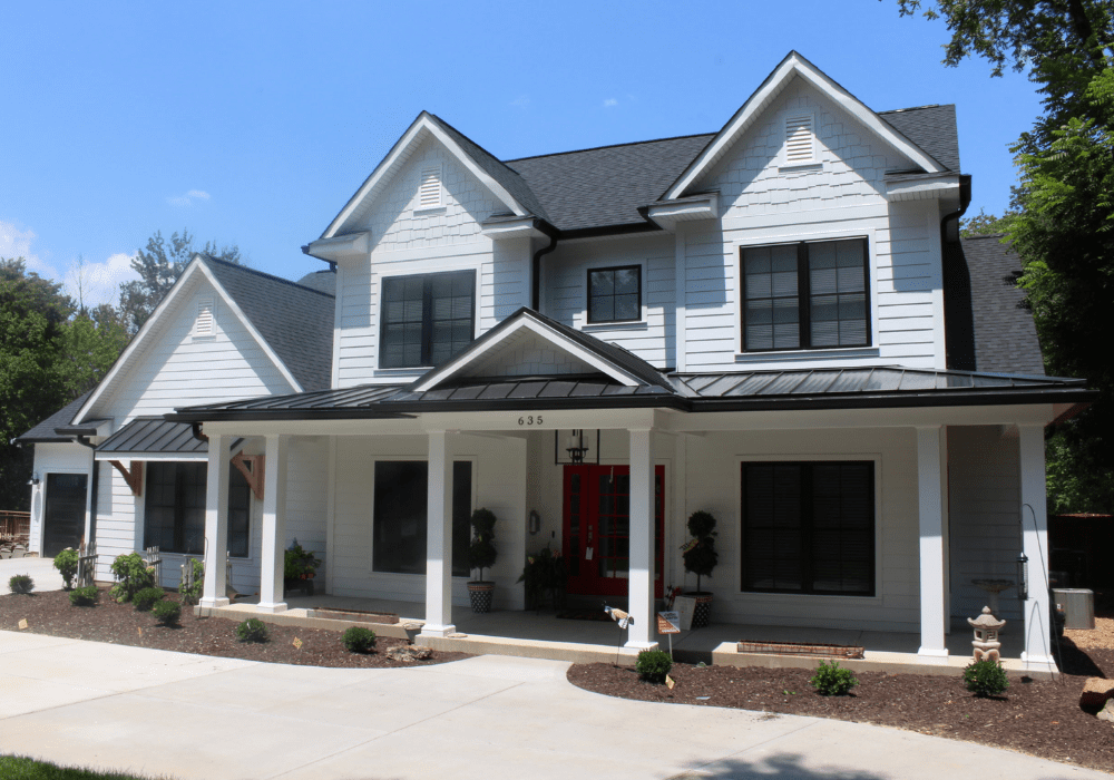 james hardie siding on st louis home